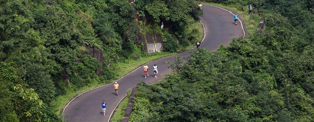 Satara Hill Half Marathon 2015